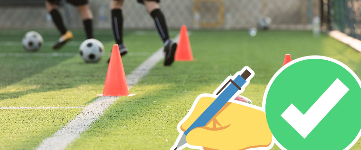 How to plan a football Training Session