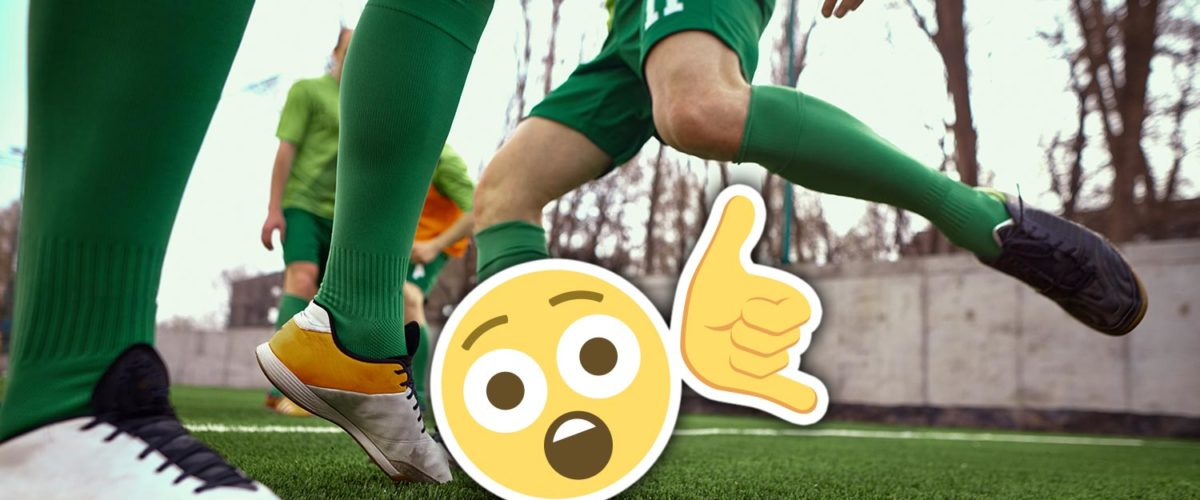 Grip Socks in Football