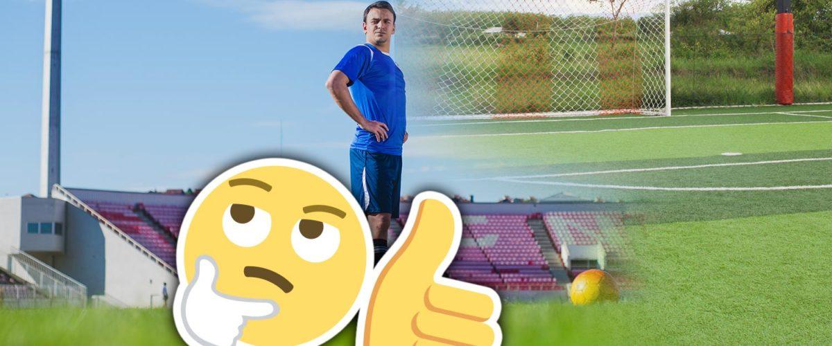 Free kick in Soccer