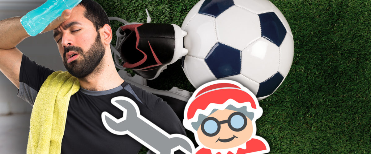 footballers retire
