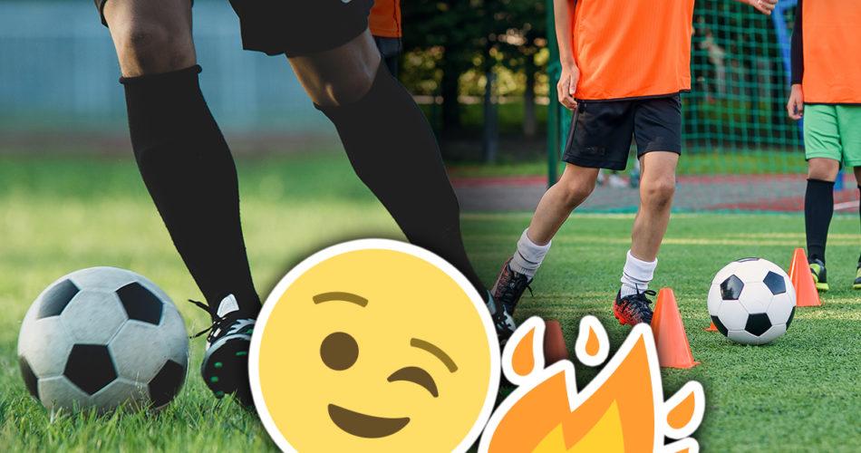 football agility