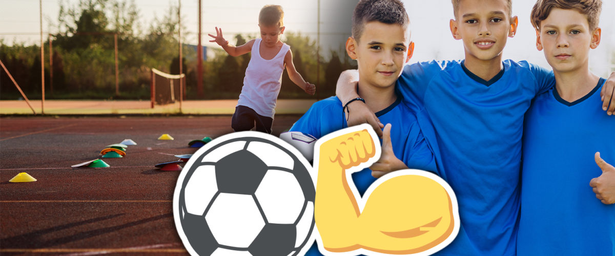 Football Training Exercises to Try at Home