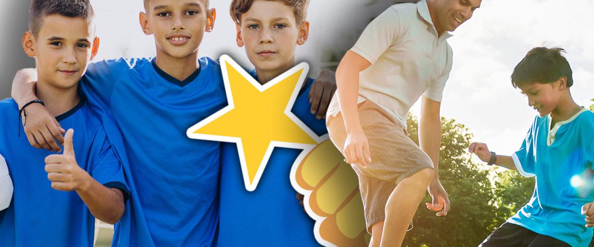 How Football Improves Children's Mental Health