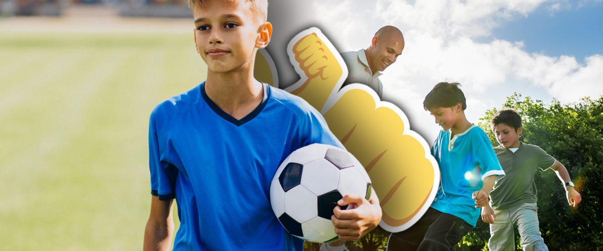 Keeping Your Kids Motivated for Football